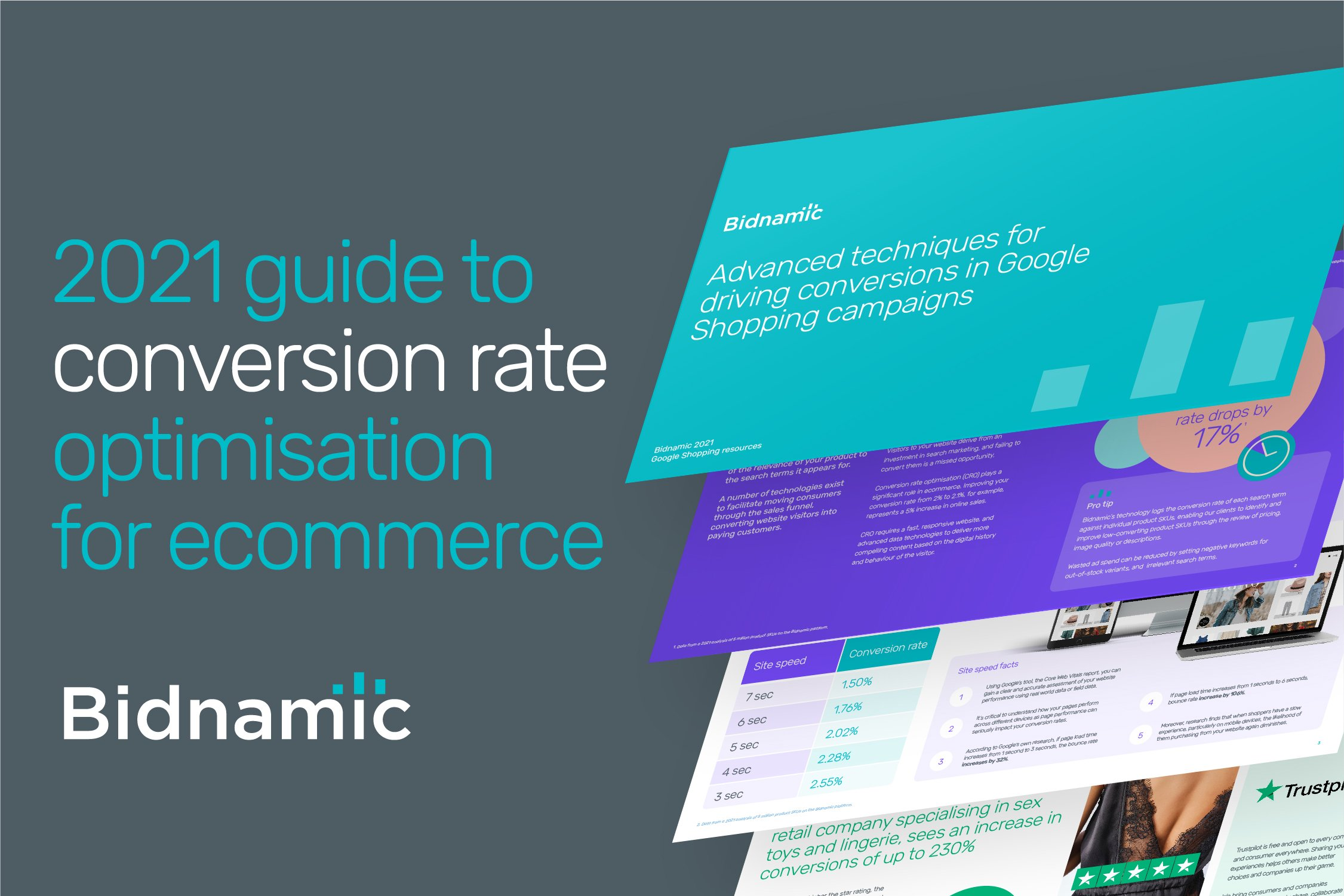 Bidnamic's Guide to Conversion Rate Optimisation has arrived