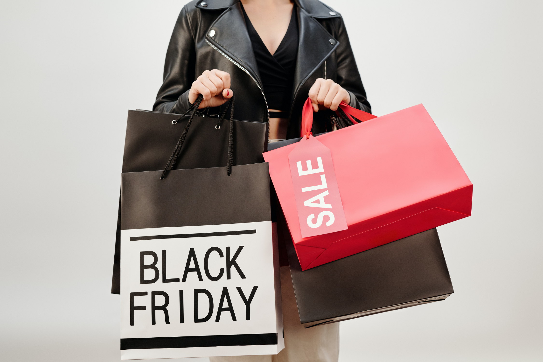 Making the most of high intent searches on Black Friday